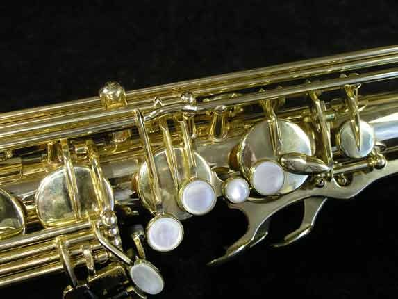 Selmer Lacquer Super Action 80 serie III Tenor - 556900 - Photo # 7
