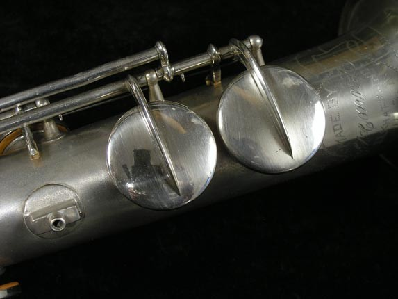 Conn Silver Chu Berry Soprano - 211964 - Photo # 14