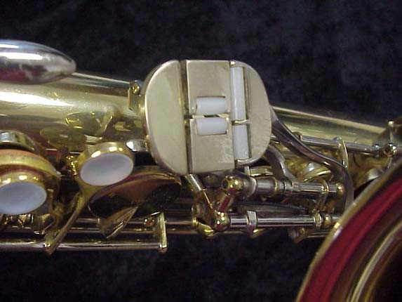 King Silver-Sonic Gold Inlay Super 20 Tenor - 532373 - Photo # 19