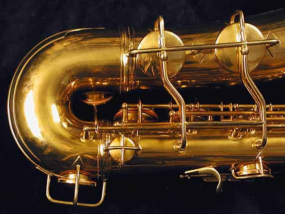 Conn Lacquer 10M Tenor - 291547 - Photo # 8