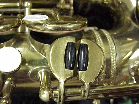 Selmer Lacquer Super Balanced Action Alto - 51899 - Photo # 20