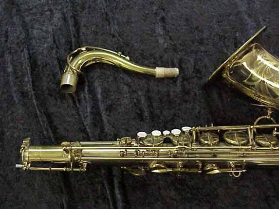 Selmer Lacquer Mark VI Tenor - 122108 - Photo # 2
