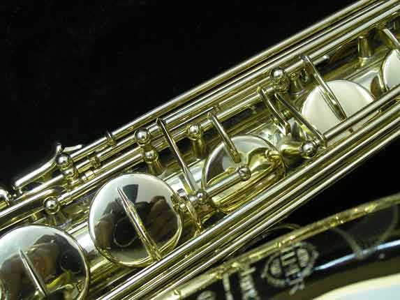 Selmer Lacquer Mark VII Tenor - 262909 - Photo # 10