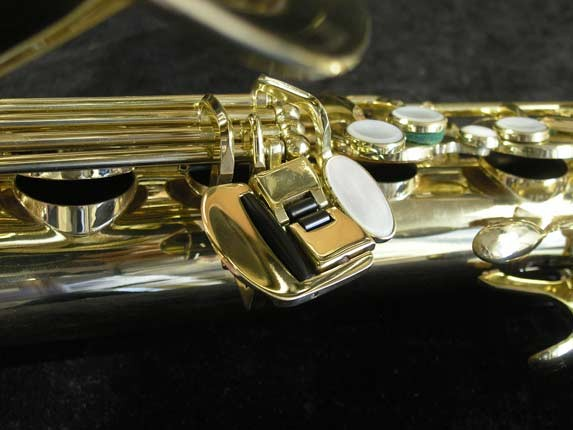 Selmer Lacquer Super Action 80 serie III Tenor - 556900 - Photo # 8
