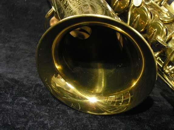 "Buescher Lacquer Aristocrat ""Big B"" Alto - 295790 - Photo # 11"