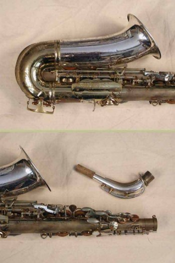 King Silver-Sonic Super 20 Alto - 618191 - Photo # 4