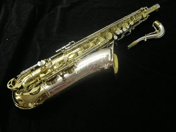 King Silver-Sonic Super 20 Tenor - 411473 - Photo # 1