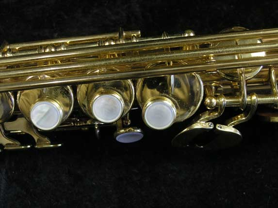 Yanagisawa Bronze Lacquer S-992 Soprano - 00233966 - Photo # 11