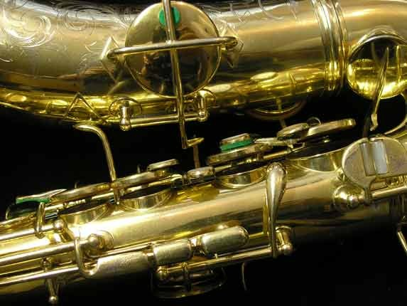 "Conn ""New Wonder"" Gold Plate Alto - 98974 - Photo # 13"