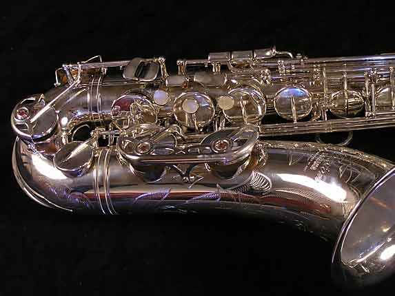 Yamaha Silver Plate Custom YTS-875 - 005658 - Photo # 3