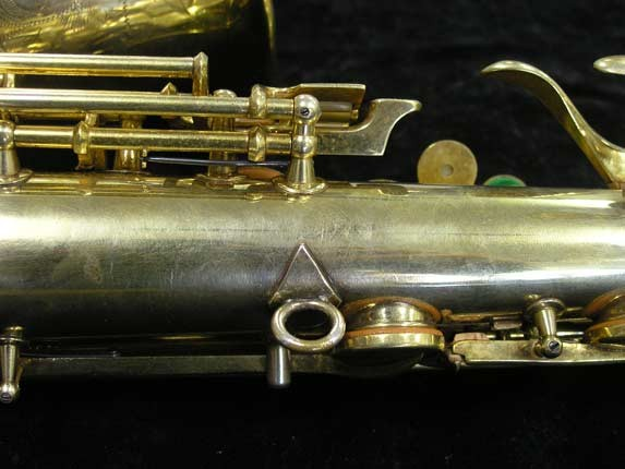 "Conn ""Portrait"" Gold Plate ""Angel"" Alto - 180010 - Photo # 19"