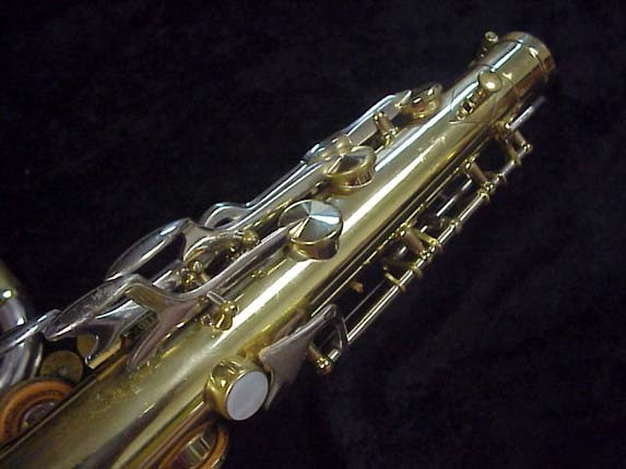 King Silver-Sonic Gold Inlay Super 20 Tenor - 532373 - Photo # 20