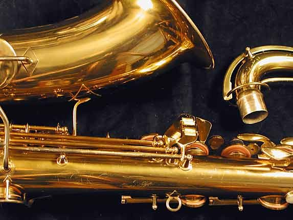 Conn Lacquer 10M Tenor - 291547 - Photo # 9
