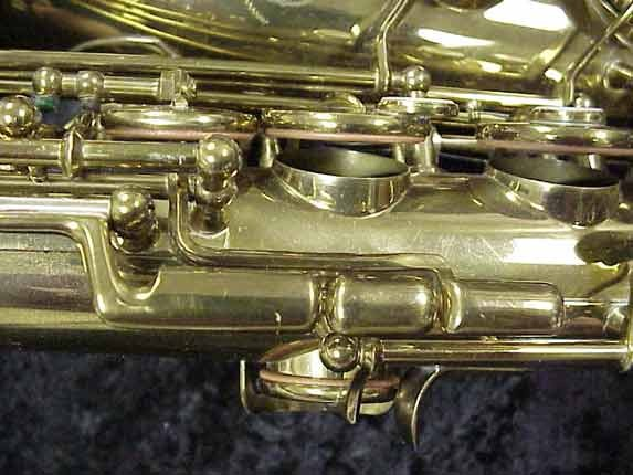 Selmer Lacquer Super Balanced Action Alto - 51899 - Photo # 21