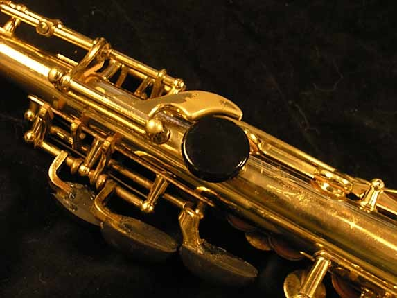Selmer Lacquer Mark VI Soprano - 141868 - Photo # 10