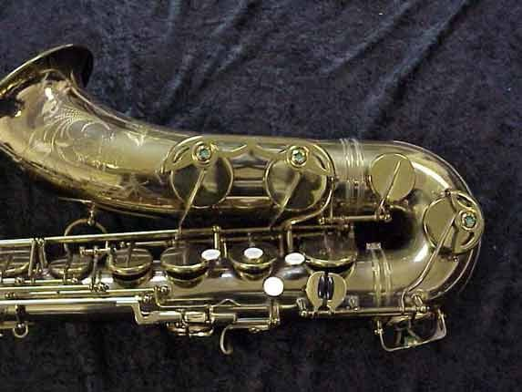 Selmer Lacquer Mark VI Tenor - 122108 - Photo # 3