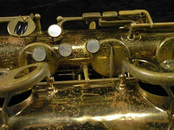 Selmer Lacquer Mark VI Baritone - 137237 - Photo # 15