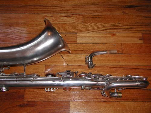 King Silver Plate Zephyr series I Baritone - Photo # 6