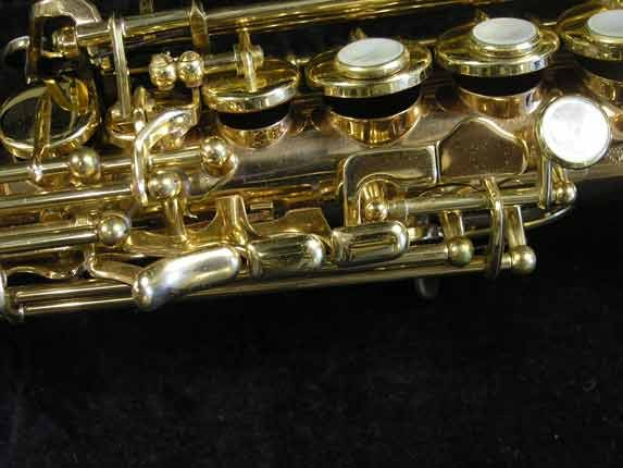 Yanagisawa Bronze Lacquer S-992 Soprano - 00233966 - Photo # 12