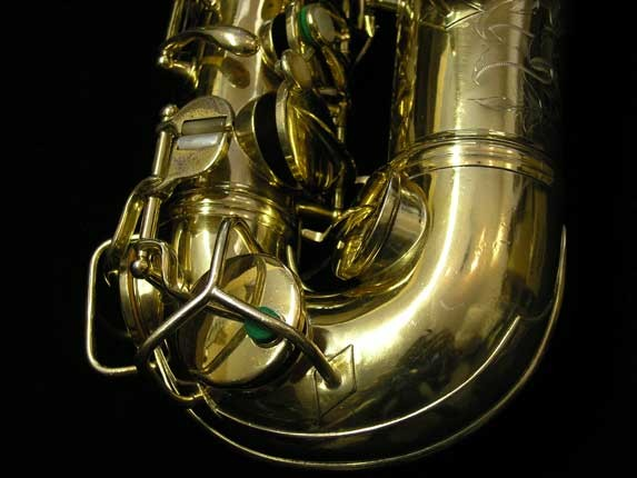 "Conn ""New Wonder"" Gold Plate Alto - 98974 - Photo # 14"