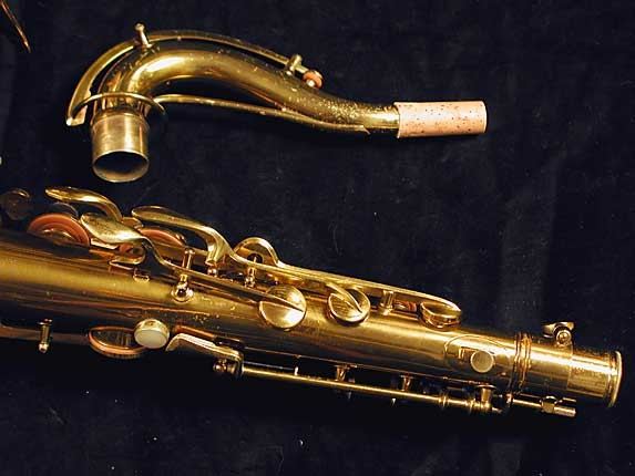 Conn Lacquer 10M Tenor - 291547 - Photo # 10