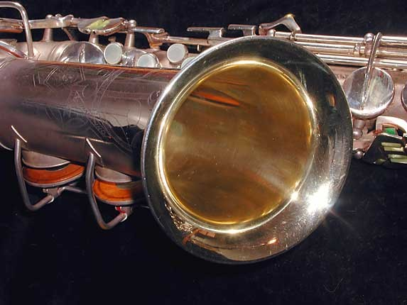 Conn Silver Plate Transitional 6M Alto - 268713 - Photo # 9
