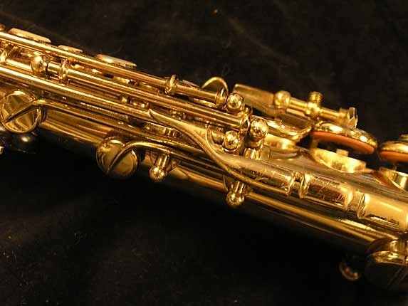 Selmer Lacquer Mark VI Soprano - 141868 - Photo # 11