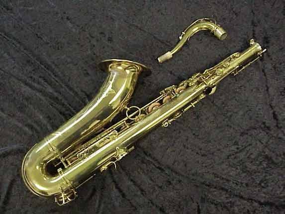 Selmer Lacquer Mark VI Tenor - 122108 - Photo # 4