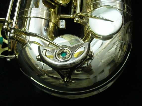Selmer Lacquer Mark VII Tenor - 262909 - Photo # 12