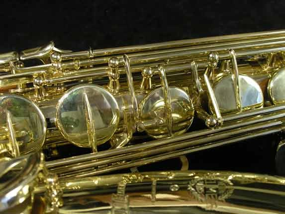 Selmer Lacquer Super Action 80 serie III Tenor - 556900 - Photo # 10