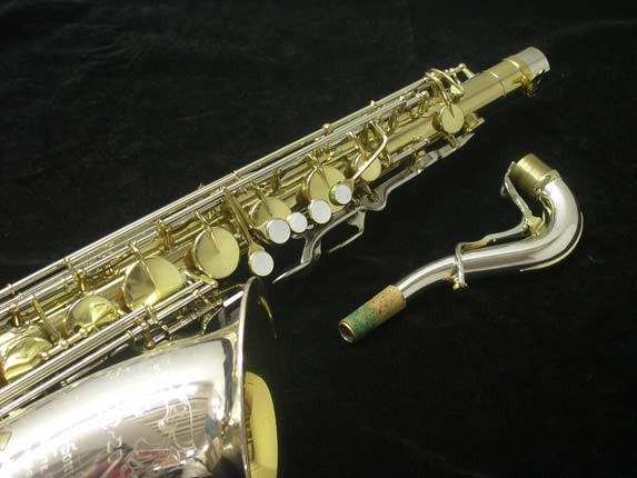 King Silver-Sonic Super 20 Tenor - 411473 - Photo # 3
