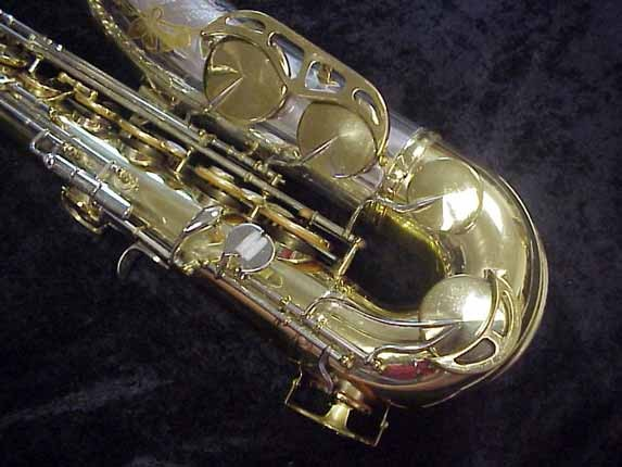 King Silver-Sonic Gold Inlay Super 20 Tenor - 532373 - Photo # 22
