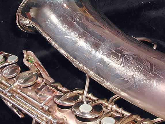 Conn Silver Plate Transitional 6M Alto - 268713 - Photo # 10