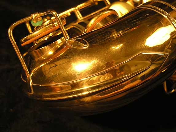Selmer Gold Plate Super Tenor - 17354 - Photo # 19