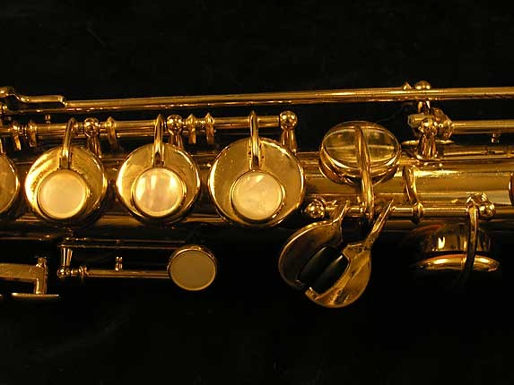 Selmer Lacquer Mark VI Soprano - 141868 - Photo # 12