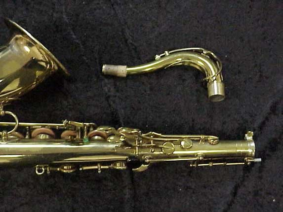 Selmer Lacquer Mark VI Tenor - 122108 - Photo # 5
