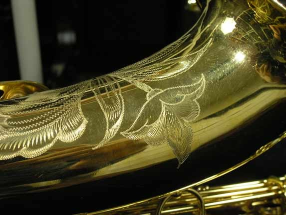 Selmer Gold Plate Mark VI Tenor - 142934 - Photo # 22