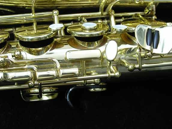 Selmer Lacquer Mark VII Tenor - 262909 - Photo # 13