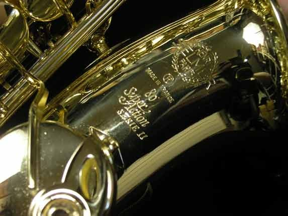 Selmer Lacquer Super Action 80 serie II Alto - 651255 - Photo # 13