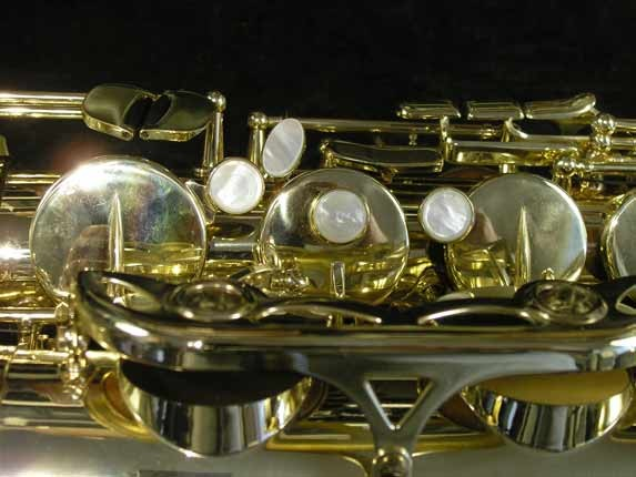 Selmer Lacquer Super Action 80 serie III Tenor - 556900 - Photo # 11