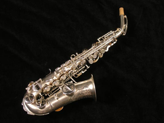Buescher Silver Plate True Tone Soprano - 158769 - Photo # 1