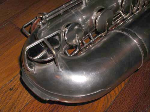 King Silver Plate Zephyr series I Baritone - Photo # 8