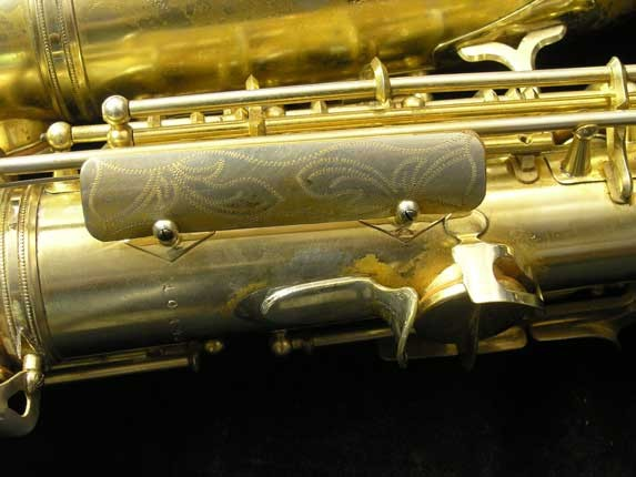 SML Gold Plate Rev. D Alto - 10145 - Photo # 21