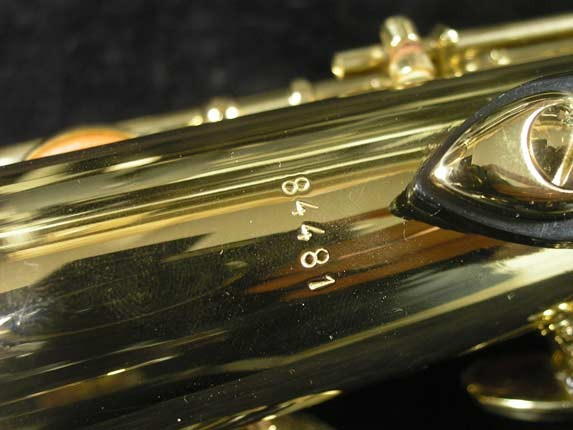 Keilwerth Lacquer ST-90 series Soprano - 84481 - Photo # 13