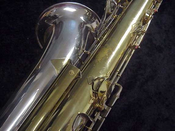 King Silver-Sonic Gold Inlay Super 20 Tenor - 532373 - Photo # 23