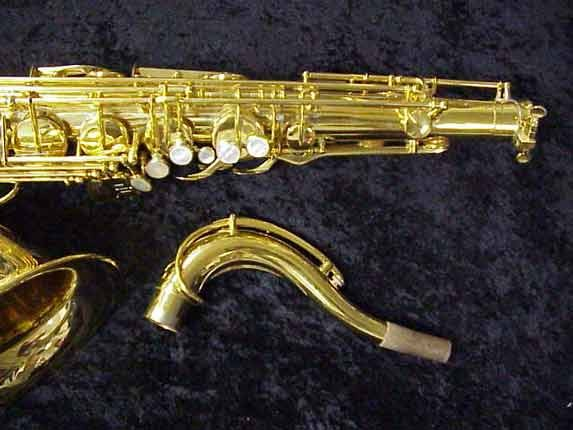 Selmer Gold Plate Super Balanced Action Tenor - 42200 - Photo # 3