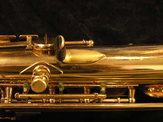 Selmer Lacquer Mark VI Soprano - 141868 - Photo # 13