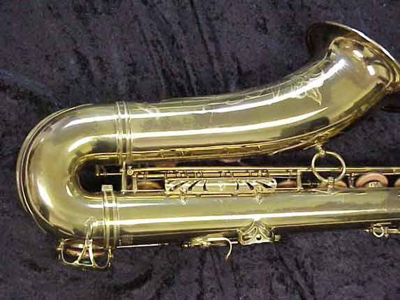 Selmer Lacquer Mark VI Tenor - 122108 - Photo # 6