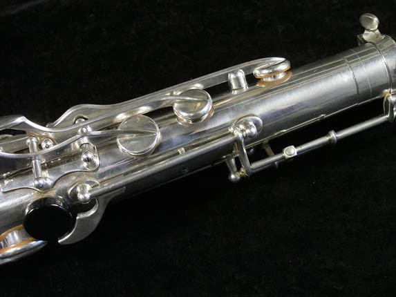 Selmer Silver Plate Mark VI Tenor - 82047 - Photo # 9