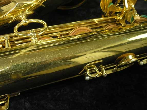 Selmer Gold Plate Mark VI Tenor - 142934 - Photo # 23